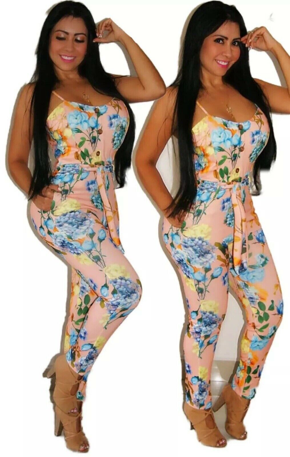 Colombian Enterizos Jumpsuits New Collection Size Available S,M