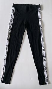 VICTORIAS-SECRET-PINK-ATHLETIC-PANTS-LEGGINGS-WOMENS-SMALL-EXCELLENT-CONDITION