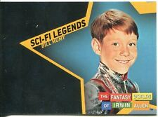 The Fantasy Worlds Of Irwin Allen Sci Fi Legends Chase Card R4