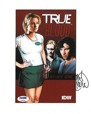 psa/dna #u78384 Michael Mcmillian True Blood Signed Authentic 8x10 Photo