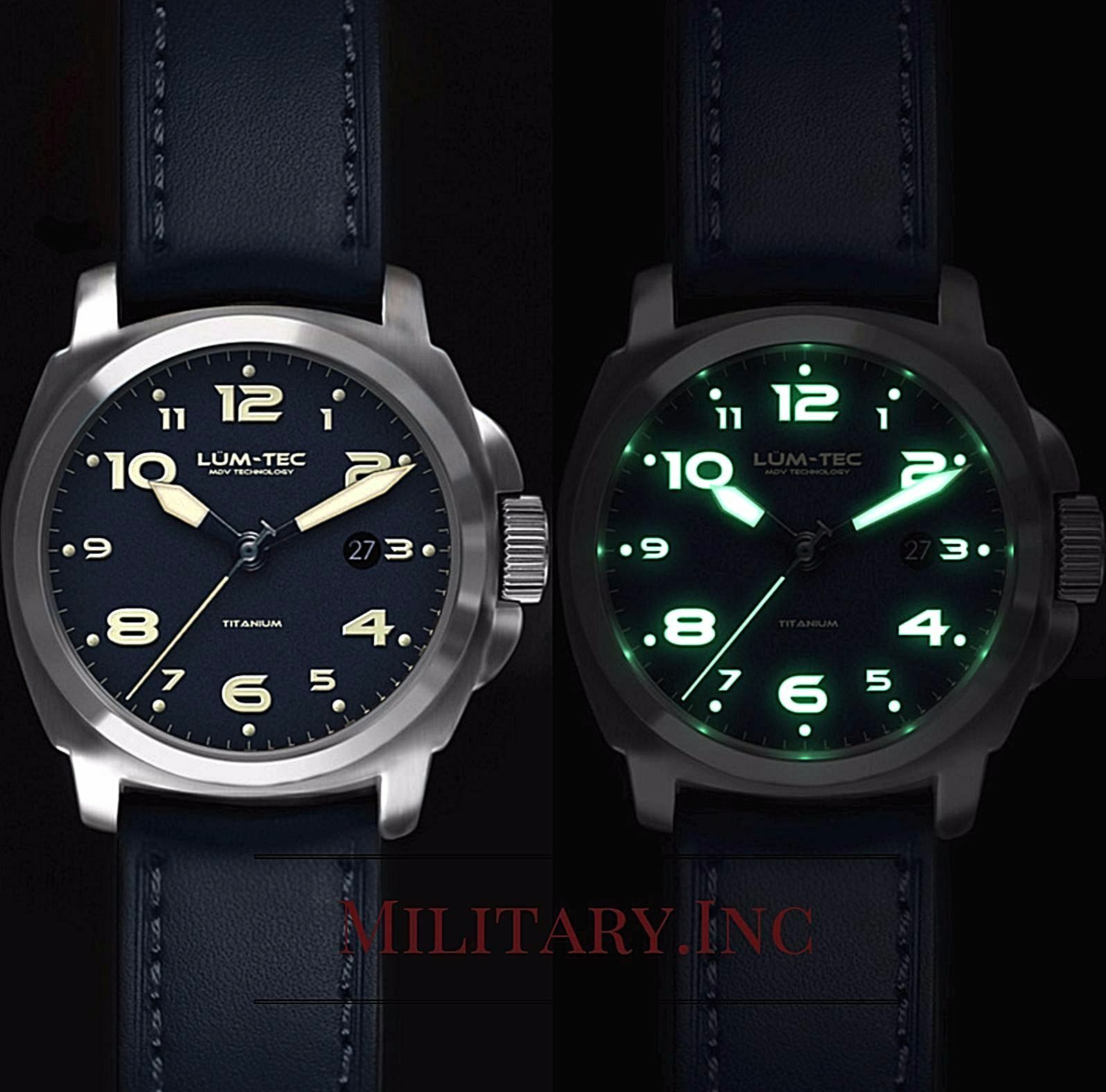 combat lum m crop l watches bronze mg tec