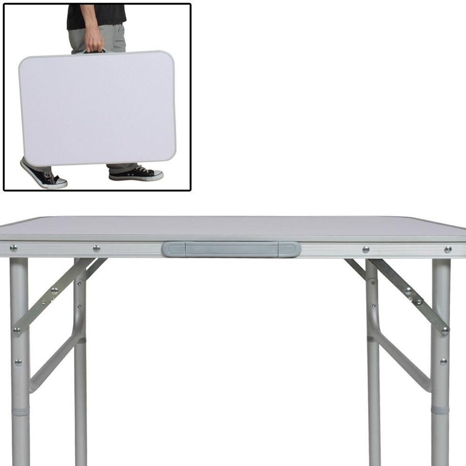 Campingbord i Aluminium foldbar