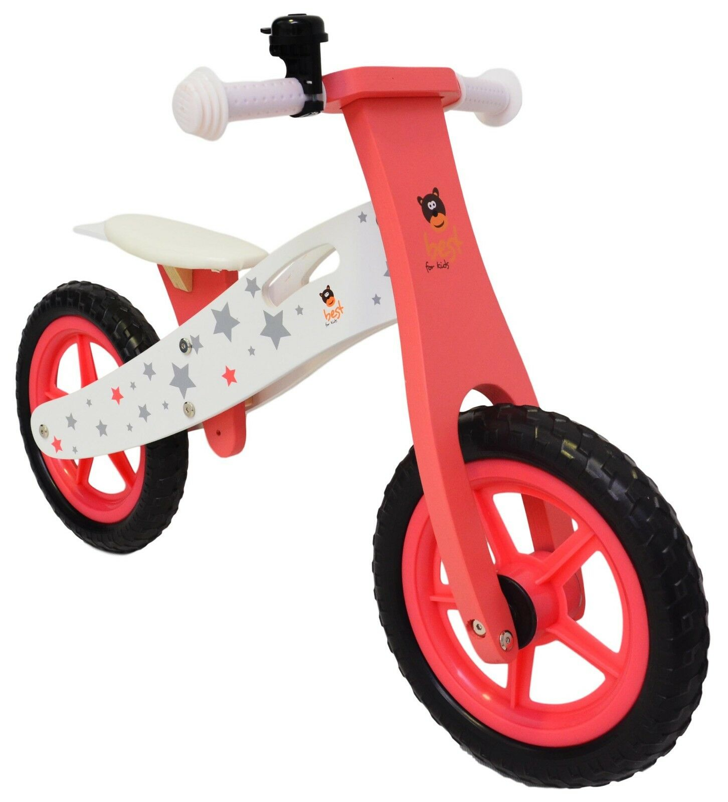 Best For Kids Kinder Laufrad Lauflernrad 12 Zoll Holz 3 Modele Kinderrad