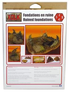 Xolk-Ruined-Foundations-Miniature-Wargame-Scenery-28mm-Scale-New