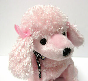d727164488a Image is loading Ty-Beanie-Baby-034-Brigitte-034-Pink-Poodle-