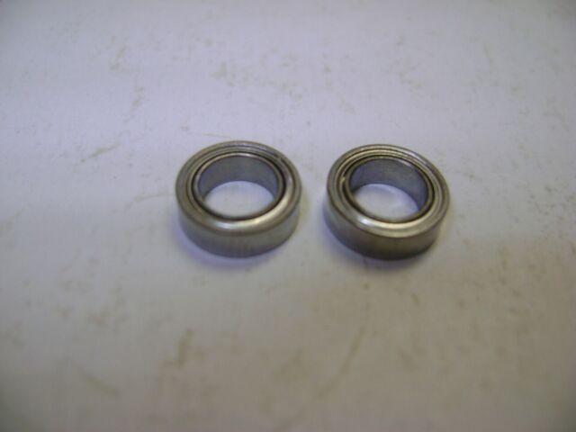 Hybrid Ceramic Ball Bearing Bearings ABEC-7 MR74RS SMR74-2RS 4x7x2.5 mm QTY4
