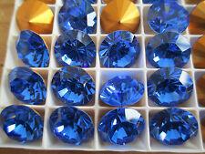Whole Box Swarovski Brillion Rhinestones SS60 Sapphire 48 Stones 1160 Brilliant