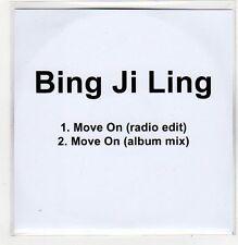 (FF151) Bing Ji Ling, Move On - DJ CD