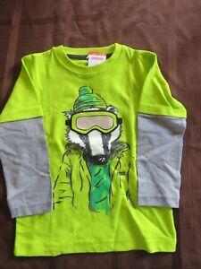 Gymboree NWT Toddler Boys Green Short Sleeve T-Shirt  Sz 2T