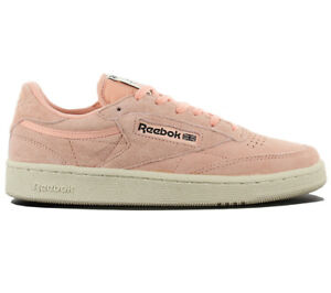 Classic V67594 Pour Femmes Chaussures Leather 85 Baskets Club Reebok Pastels C FWTwSHHnx