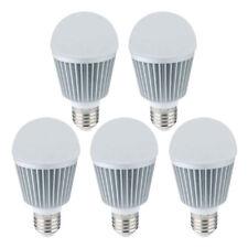 5er Set LED Lampen Leuchten Leuchtmittel 4,3 bis 12W E27 E14 GU10 MR16