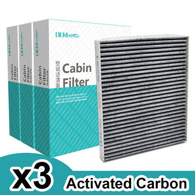 CABIN AIR FILTER CHARCOAL ACTIVATED FOR KIA FORTE KOUP 2010-2013