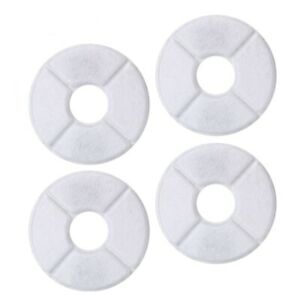 Carbon Replacement Filters for Pet Fountain-4 Packs for Automatic Flower Wa N3K7
