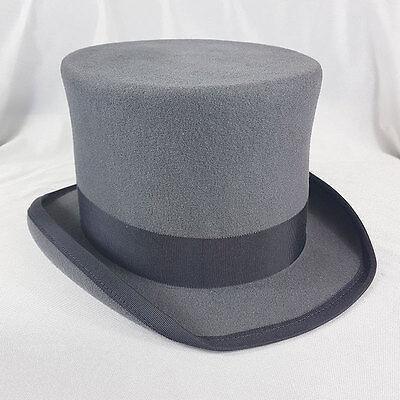 Top Hat Air Blu Ascot Topper Wilson E Stafford Ltd Nuovo Con Scatola-mostra Il Titolo Originale Luminoso E Traslucido Nell'Apparenza