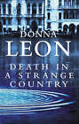 Death in a Strange Country by Donna Leon (Paperback, 2004)