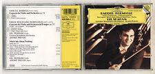 Cd BARBER KORNGOLD Violin Concertos GIL SHAHAM André Previn Concerto