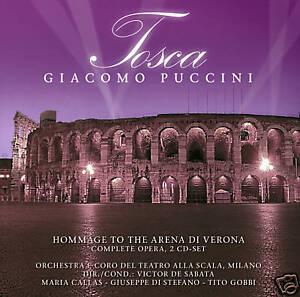 CD-Tosca-von-Giacomo-Puccini-Oper-in-3-Akten-2CDs