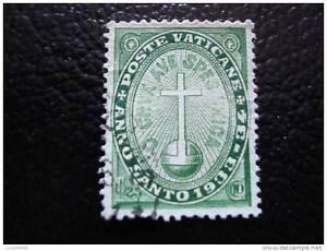 VATICAN-timbre-yvert-et-tellier-n-40-obl-stamp-vatican