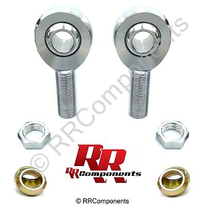"""Chromoly 4-Link Heim Joint Rod Ends Kit w// Cones 7//8/""""-14 Thread x 7//8/"""" Bore"""