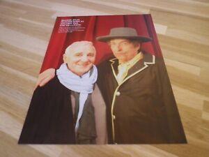 Charles-Aznavour-amp-Bob-Dylan-Mini-Poster-Colorati