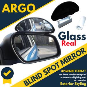 2 ADJUSTABLE BLIND SPOT MIRROR DRIVING INSTRUCTOR Car Van Reverse