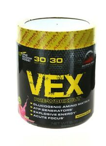 VEX-Pre-Workout-Kiwi-Strawberry-Alpha-Pro-Nutrition-Powder-30-Servings