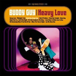 Buddy-Guy-Heavy-Love-New-Vinyl-LP-Holland-Import