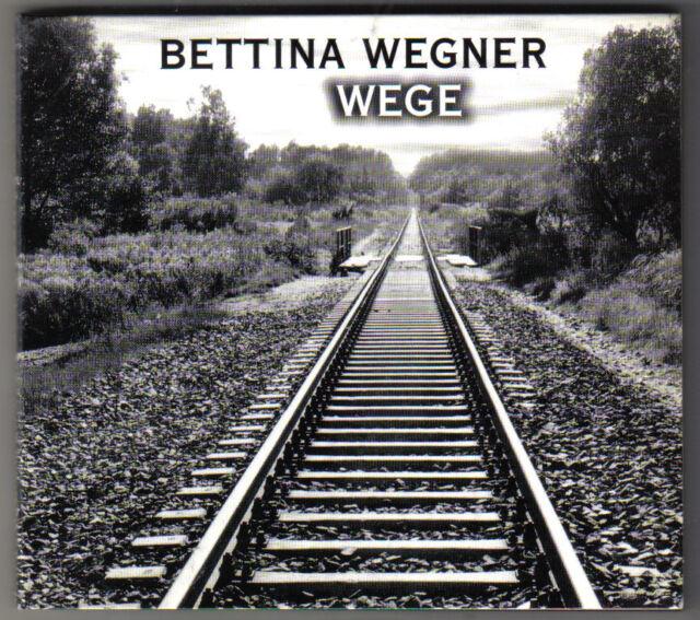 BETTINA WEGNER - WEGE / BUSCHFUNK 1998, EAN: 4021934911121, TITELANGABE SIEHE BI