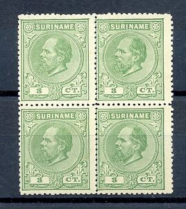 SURINAME-5-A-PERFORATED-14-SMALL-HOLES-CV-125-NO-GUM-AS-ISSUED-LUXE