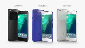 "Google Pixel Phone 5"" Display 32 128GB 4G LTE FACTORY UNLOCKED Smartphone SRF"