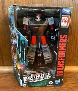 Bluestreak Transformers Earthrise War For Cybertron Action Figure New NIB Hasbro