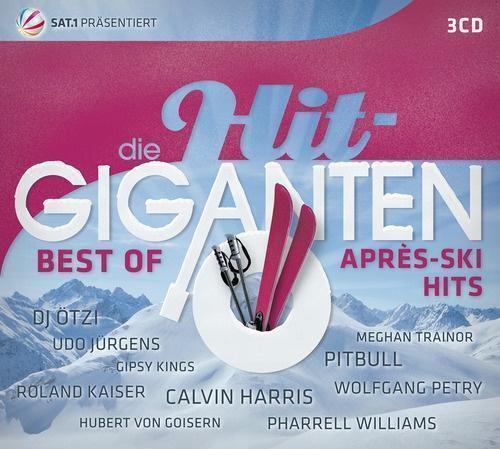 1 von 1 - Die Hit Giganten Best of Apès Ski Hits von Various Artists (2014)
