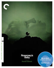 Rosemarys Baby (Blu-ray Disc, 2012, Criterion Collection)