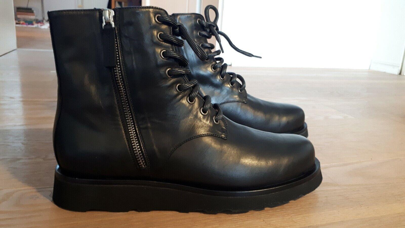 Stiefel Stiefel pomme d'or gr 41 Schwarz neu Neupreis 339eur, Modell norah