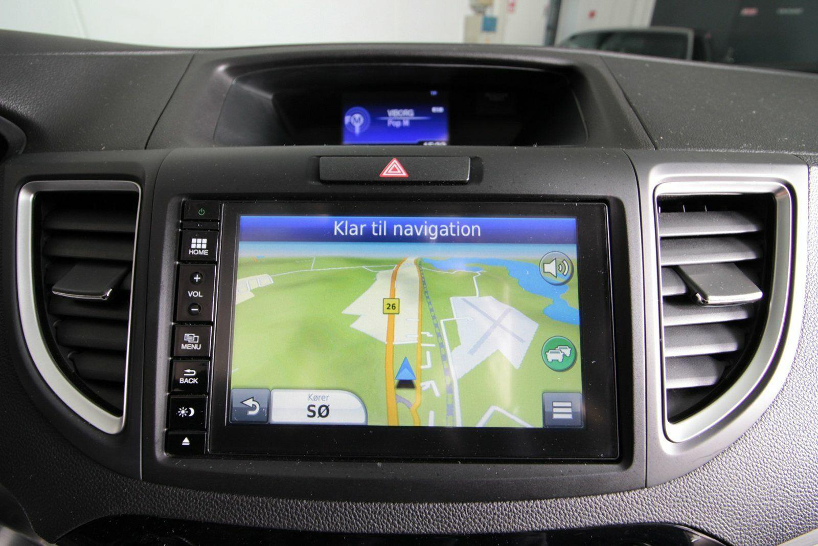 Honda CR-V i-DTEC Elegance aut. 4WD