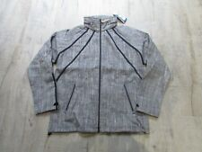 674130aea49f2 Mens adidas Originals NMD Chambreaker Track Jacket Grey Bk2216 Large ...