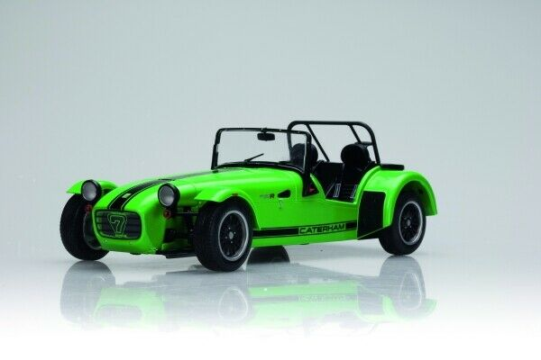 1 18 solido Caterham Seven 275 verde s1801801