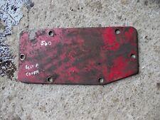 Farmall 560 Diesel Tractor Ih Ihc Original Belt Pulley Delete Cover Panel Plate