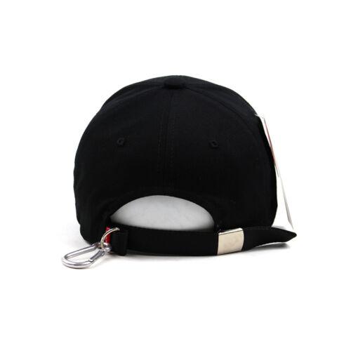 Unisex Mens Womens Teamlife Keep The Faith Carabiner Karabiner Baseball Cap Hats
