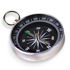POCKET COMPASS -Small Metal Pocket Compass