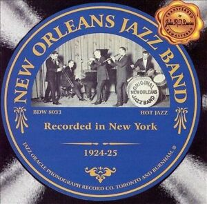 New-Orleans-Jazz-Band-Recorded-In-New-York-1924-25-CD