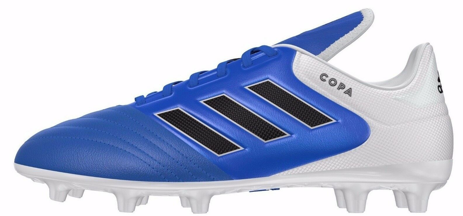 Adidas copa 17.3 FG suela Soquí levas ba9717 blancoo-azul-negro