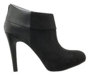 Women-039-s-Shoes-Jessica-Simpson-AUDRIANA-Platform-Ankle-Boots-Heels-Black