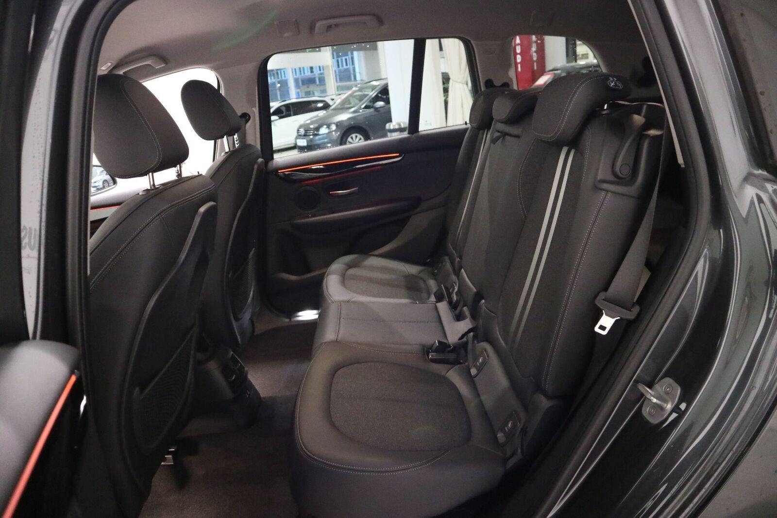 BMW 216i 1,5 Gran Tourer Sport Line 7prs - billede 13