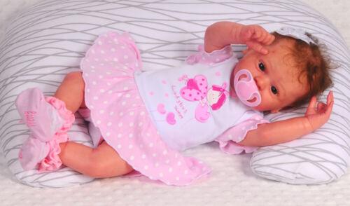 Spieler Body mit Röckchen 56 62 68 74 80 86 Baby Kurzarmbody Romper Bodykleid
