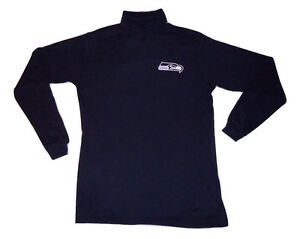 Seattle Seahawks Long Sleeve Shirt Turtleneck Big and Tall NFL Team ... 54a5a2867