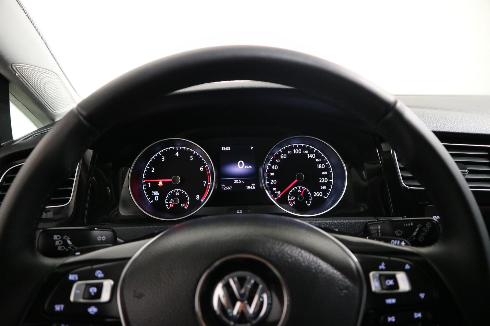 VW Golf VII 1,5 TSi 150 Highline DSG - billede 3