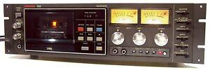 PRO-REFURB-Tascam-122-3-Head-2-Spd-Cassette-Deck-Dolby-Teac-C-3X-GUARANTY