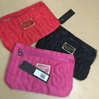 HOT MARC BY MARC JACOBS 2 COLORS NYLON CASUAL CLUTCH HANDBAG SIMPLE COSMETIC BAG