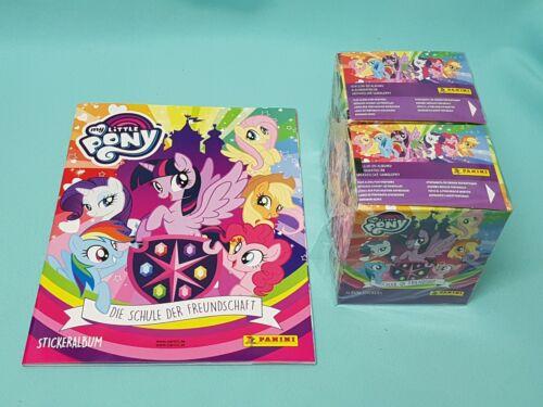 Panini My Little Pony escuela de la amistad sticker este álbum 2 X Display